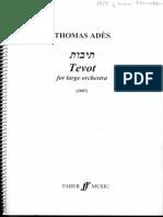 Thomas Ades - Tevot