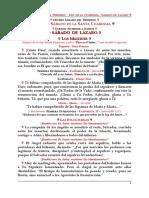 01 Sabado Lazaro