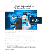 Is PHP Dead What is the Job Outlook and Future of PHP in the Next Five Years