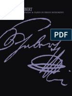 Schubert the Complete Piano Sonatas Played on Period Instruments Paul Badura Skoda