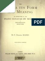 Mozart Sonatas