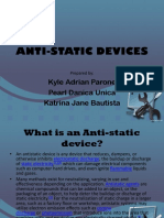 Anti Static Tools