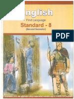English STD 8