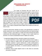 Generalidades Del Aparato Cardiovascular