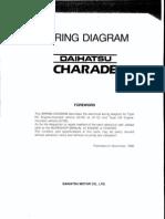 Wiring Diagram For Daihatsu Charade - Wiring Diagram Sd on