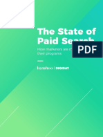 Kenshoo The State of Paid Search July 2019