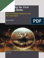 2011 Book CreativityFor21stCenturySkills