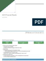 JPM Q2 2019