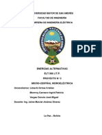 Microsoft Word - Proyecto Nº 3 Micro-central Hidroelectrica