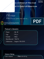 Open Fracture Tibia Fibula Fix