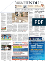 12 July the Hindu Epaper