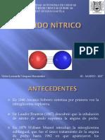 Oxido nítrico