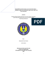 2017 Skripsi Pengaruh Kompensasi Finansial Dan Non Finansial Terhadap Kinerja Karyawan Rumah Sakit Mata Dr. Yap Yogyakarta