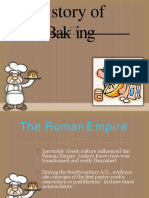 History of Baking and Baking Ingredients (1)-Converted [Autosaved]
