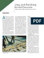 Concrete Construction Article PDF_ Mixing, Placing, And Finishing Fiber-Reinforced Concrete