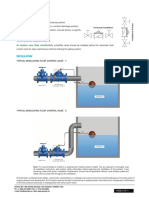 Float valve installation