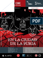 """Cine y Ética - Volúmen 5 Nº 2 """"En la ciudad de la furia"""""""