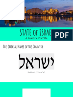 Israel Country Profile_William Yap.pptx