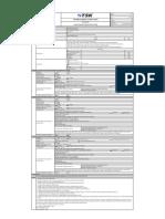 Data Sheet Tank Cathodic Protection System