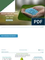 Sample - India Fertilizers Market (2018 - 2023) - Mordor Intelligence