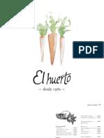 Carta El Huerto 2015