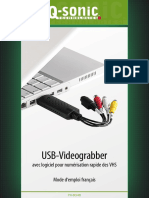 PX-8048 Videograbber - FRENCH