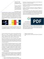Reestructuración de Las Telecomunicaciones en El Perú