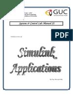 Simulink - Applications.pdf