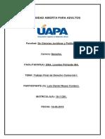 Trabajo Final de Derecho Comercial i. de Luis Daniel Reyes.