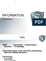 Data & Informationiwan