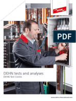 Dehn Test Centre Ds113 e
