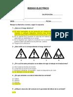 Examen de riesgos electricos.doc