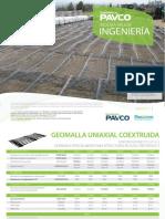 Geomalla Uniaxial Coex Ficha Julio24 10