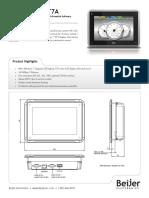 Ix Panel t7a Datasheet
