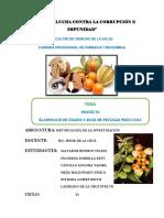 Proyecto de Invcestigacion Aguaymanto