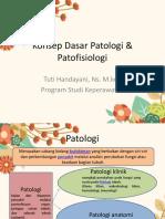 Konsep Dasar Patologi & Patofisiologi-1.pptx