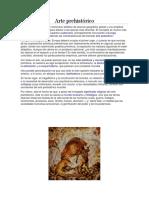Arte prehistórico.docx