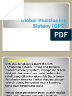 Global Positioning Sistem (GPS)