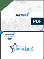 Parceria -Ftw - Chinalink
