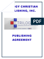 TBN Trilogy Publishing Contract - Inece Beal - Social Media