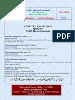 CS402 FinalTerm Solved Subjective by Moaaz