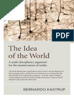 [Bernardo Kastrup] the Idea of the World