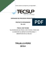 FRIJOLES CON TOCINO