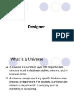 BO Universe Designer