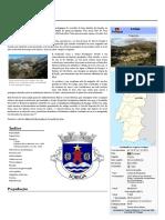 Loriga – Wikipédia Artigo Criado Pelo Historiador António Conde