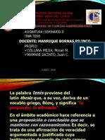 ESCRITURA DE LA TESIS EXPOSICION 2.ppt