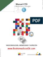 Manual Cto - Endocrinología