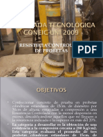 I OLIMPIADA TECNOLÓGICA CONEIC-UNI 2009
