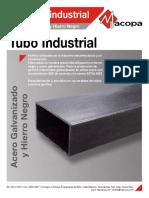 Tubo industrial metalco