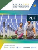 2019 Tracking SDG7 Full Report